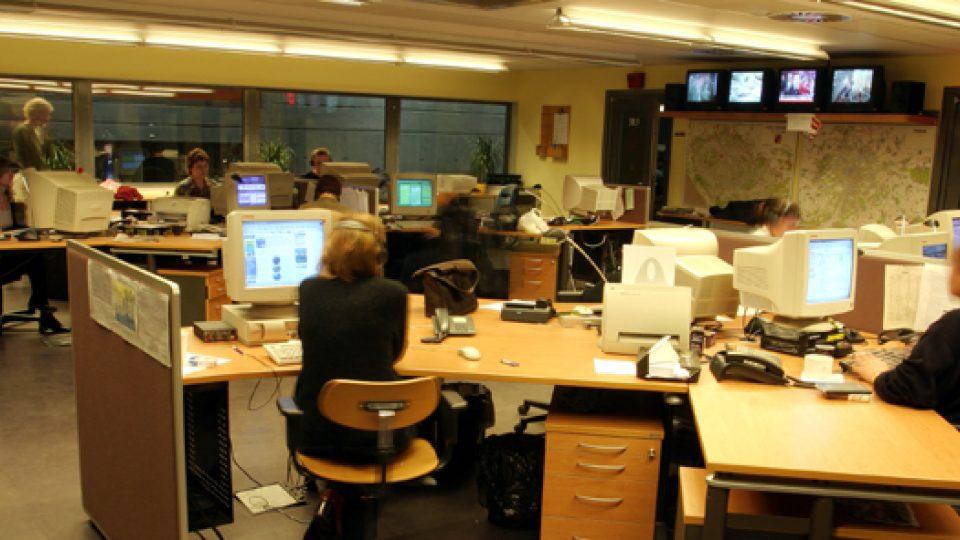 Římská Street 13 - Newsroom