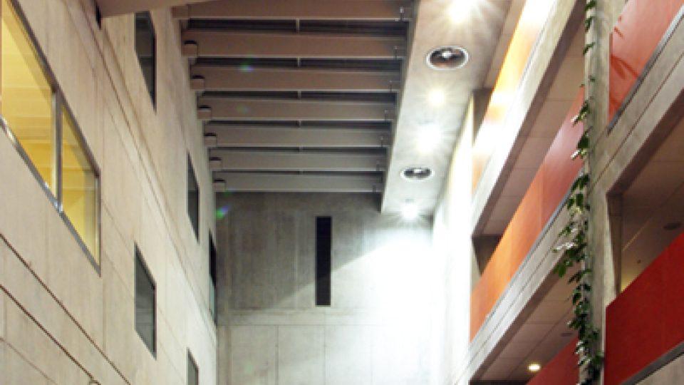 Římská Street 13 - Atrium