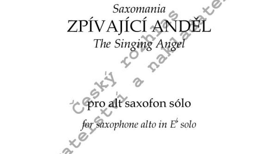 Zbyněk Matějů - Saxomania, Zpívající anděl
